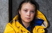 Greta Thunberg odmítla cenu za aktivity v boji proti klimatickým změnám