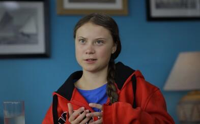 Greta Thunberg prehovorila o požiaroch v Amazonskom pralese. Odkaz venovala aj Donaldovi Trumpovi