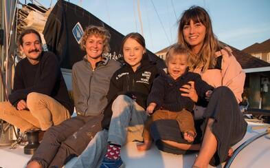 Greta Thunberg se přeplaví do Evropy na katamaránu. Společnost jí budou dělat australští youtubeři