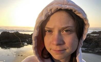 Greta Thunberg se stala autorkou roku, vyhrála se svou sbírkou projevů