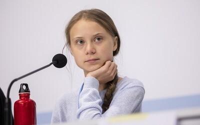 Greta Thunberg tvrdí, že si po roce intenzivního aktivismu potřebuje dát pauzu