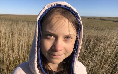 Greta Thunberg vydáva knihu. Zarobené peniaze chce venovať charite