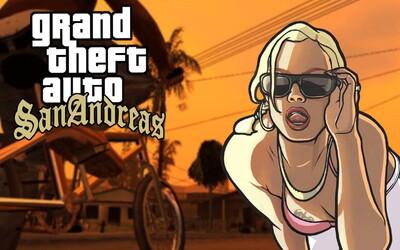 GTA: San Andreas dorazí na Xbox 360 vo vylepšenej grafike už o pár dní!