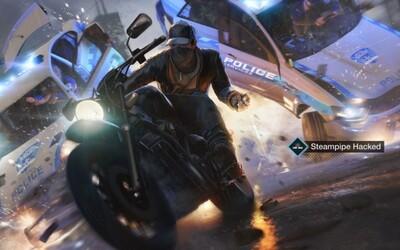 GTA v kybernetickom svete next-genu menom Watch Dogs (Preview)