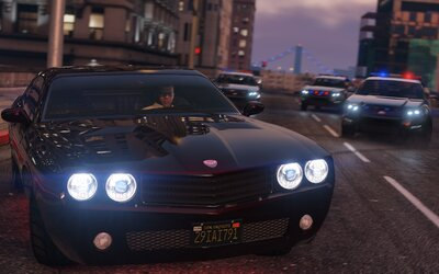 GTA V pre PC sa odhaľuje 15 obrázkami. Trailer už o pár dní!