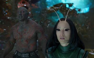 Guardians of the Galaxy 2 pózujú na nových obrázkoch z očakávaného letného hitu