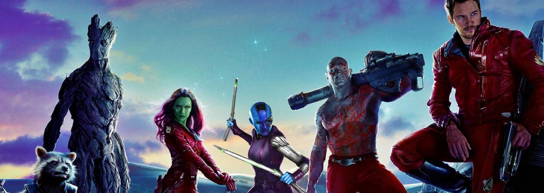 Guardians of the Galaxy 3 potvrdené! Tretia časť otvorí 4. Fázu MCU