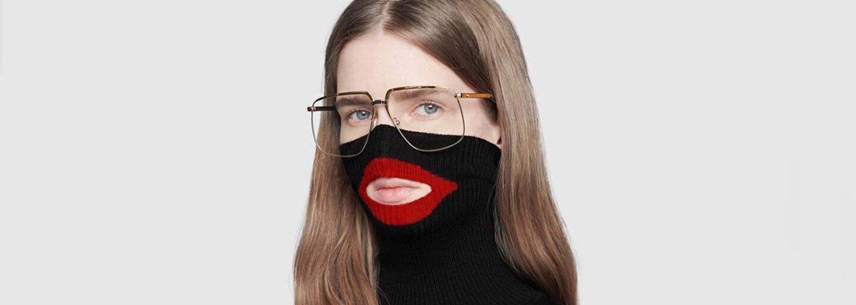 Gucci čelí rasistickému skandálu. Luxusní značka navrhla rolák znázorňující karikaturu černošské tváře