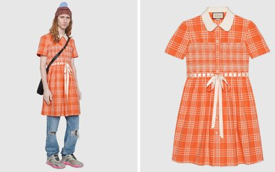Gucci predáva šaty pre mužov za viac ako dvetisíc eur. Talianska značka prijíma premenlivosť v sexualite