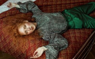 Gucci tvář Barbora Fialová: Souhlasím s Jirkou Kalfařem, Vogue udělalo chybu, ale nemůžete za to vinit modelky (Rozhovor)