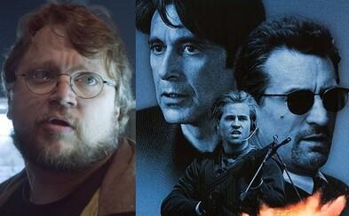 Guillermo del Toro by rád nakrútil dokumentárny film o kultovom režisérovi Michaelovi Mannovi. Dočkáme sa ho však?
