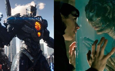 Guillermo del Toro prezradil, prečo sa vzdal natáčania Pacific Rim 2 a radšej sa pustil do vlastného projektu The Shape of Water