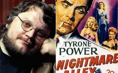 Guillermo del Toro sa po režisérskej pauze vrhne na dva projekty. Okrem Fantastic Voyage nám doručí aj remake noirovky Nightmare Alley