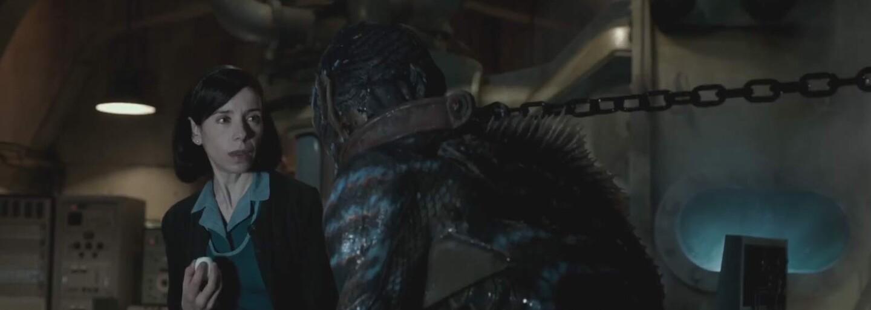 Guillermo del Toro sa s The Shape of Water vracia medzi najlepších hollywoodskych tvorcov súčasnosti (Recenzia)