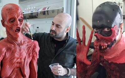 Guillermo del Toro vsadil počas natáčania Crimson Peak na strašidelné masky, úžasný make-up a praktické efekty