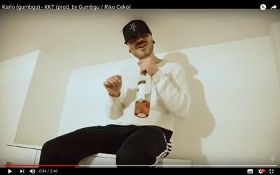 Gumbgu je v najnovšom videoklipe KKT - Kráľ Karlo Tretí a zároveň oznamuje, že albumu 666 sa dočkáme už na jar 2017