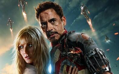 Gwyneth Paltrow oznámila, že po Avengers: Endgame s úlohou Pepper končí
