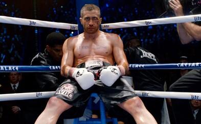 Gyllenhaal nám vstupom do ringu pripomína nádejnú drámu Southpaw