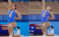 Gymnastka podpořila během vystoupení na olympiádě Black Lives Matter. Chce, aby měli všichni lidé stejná práva