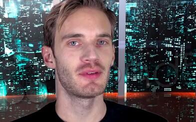Hacker se naboural do webu The Wall Street Journal a umístil na něj článek podporující PewDiePie