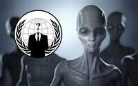 Hackerská skupina Anonymous tvrdí, že NASA brzy oznámí objevení mimozemského života. Prý jsme na pokraji nejzávažnějšího objevu lidstva
