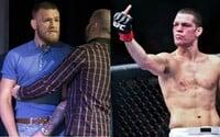 Hádzanie predmetov počas tlačovky, prostredníky či koniec kariéry. McGregor vs. Diaz #2 sľubuje pekelne ostrú šou