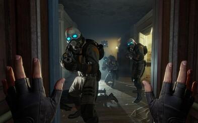 Half-Life: Alyx odhaluje nádhernou grafiku, hororové scény a příběh. VR hra se bude odehrávat mezi prvním a druhým dílem