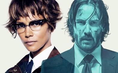 Halle Berry sa postaví Johnovi Wickovi v 3. časti akčnej série. Po Keanu Reevesovi pôjdu zabijaci z celého sveta