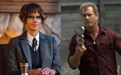 Halle Berry si možno zahrá v trojke Johna Wicka a Mel Gibson by rád zrežíroval ďalšiu vojnovú drámu z prostredia 2. svetovej vojny