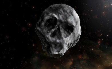 Halloween bude tento rok špeciálnejší vďaka nezvyčajne vyzerajúcemu asteroidu