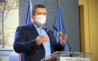 Hamáček: Je to šílenství. Konec nouzového stavu přinese chaos a kolaps zdravotnictví