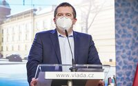 Hamáček nevyloučil vyhlášení nouzového stavu navzdory hlasování Sněmovny