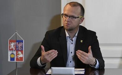 Hamáček odvolal Netolického z vedení České pošty den poté, co promluvil o cestě ministra vnitra do Moskvy