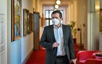 Hamáček podá trestní oznámení kvůli článku Seznam Zpráv. Bude chtít 10 milionů