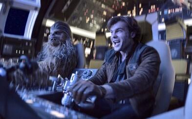 Han Solo konečne dorazil s lákavým trailerom plným akcie aj humoru a dáva nám nádej, že by sme mohli dostať kvalitný Star Wars film