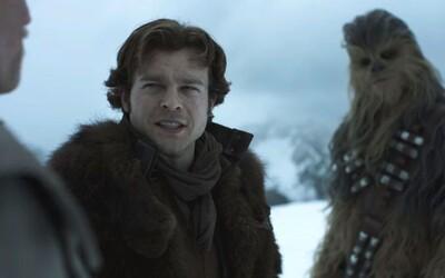 Han Solo síce obhájil 1. miesto, ale brutálne prepady znamenajú pre Disney veľké problémy (Box Office)