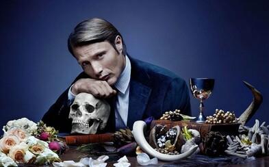 Hannibal je späť a zase hladný v novom náhľade pre 3. sériu seriálu
