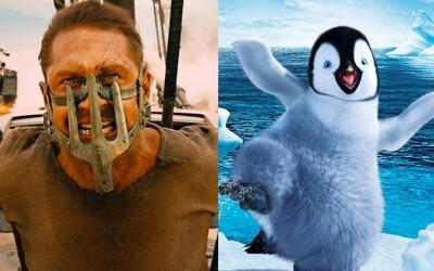 Happy Feet a Mad Maxa natočil George Miller hneď po sebe alebo 10 režisérov, ktorí úplne zmenili žáner