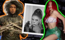 Harley Quinn, Billie Eilish nebo Kylie Jenner. Za koho se převlékly zahraniční celebrity během Halloweenu?