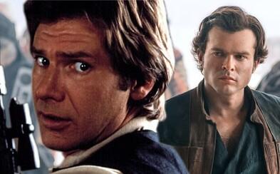 Harrison Ford pochválil sólovku Han Sola. Alden Ehrenreich v hlavnej úlohe podľa neho odviedol výbornú prácu