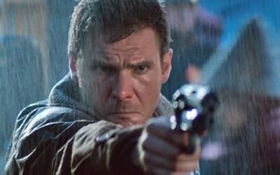Harrison Ford sa vráti v pokračovaní kultového Blade Runnera!