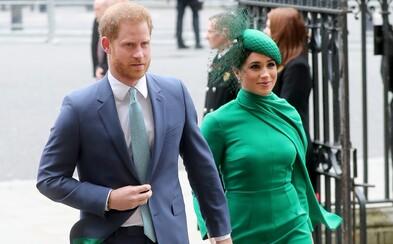 Harry a Meghan čekají druhého potomka