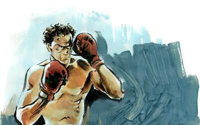 Harry Haft - židovský boxer, který přečkal koncentrák, přežil pochod smrti a nakonec zápasil v Americe