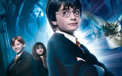 Harry Potter na Netflixu. Streamovací služba nabízí všechny díly série o mladém čaroději