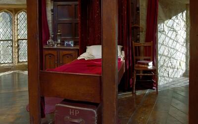 Harry Potter naživo - Londýnský hotel nabízí ubytování jako v Bradavicích