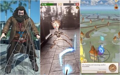 Harry Potter: Wizards Unite se počátečními čísly ani zdaleka nechytá na Pokémon GO