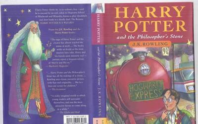 Harryho Pottera kúpil za 1 €. Teraz ho predal za viac ako 31 000 €
