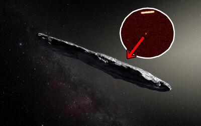Harvardskí vedci tvrdia, že ľudstvo možno spozorovalo výtvor mimozemskej civilizácie