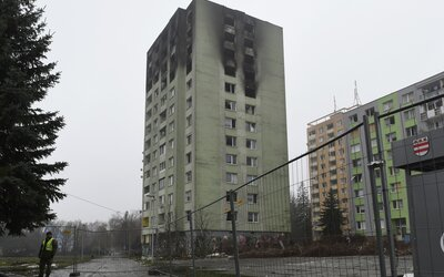 Hasiči počas piatkového zásahu v Prešove robili všetko, čo bolo v ich silách