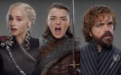 HBO odhalilo, ako budú v 7. sérii Game of Thrones vyzerať všetky hlavné postavy